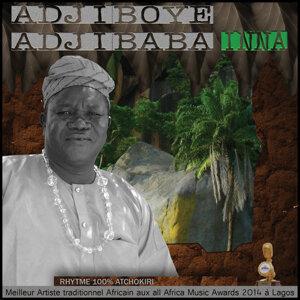 Abjiboye Adjibaba Artist photo