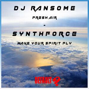 DJ Ransome, SynthForce Artist photo