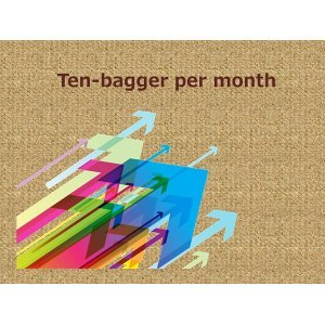 ten-bagger per munth Artist photo