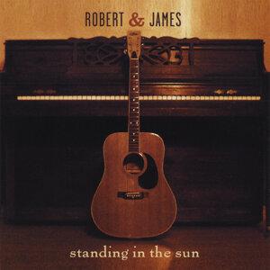 Robert and James Artist photo
