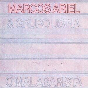 Marcos Ariel, Grupo Usina Artist photo