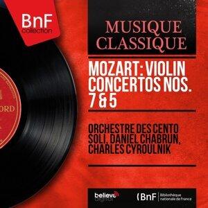 Orchestre des cento soli, Daniel Chabrun, Charles Cyroulnik Artist photo