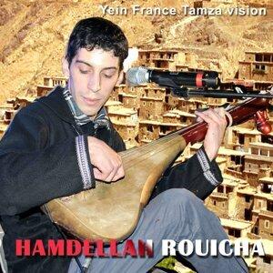Hamdellah Rouicha Artist photo