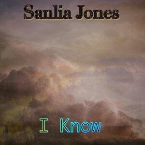 Sanlia Jones Artist photo