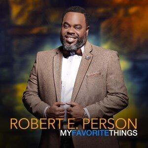Robert E. Person Artist photo