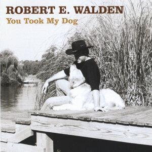 Robert E. Walden Artist photo