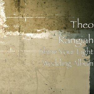 Theo Rangiah Artist photo