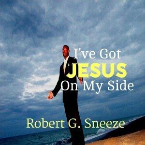 Robert G Sneeze Artist photo