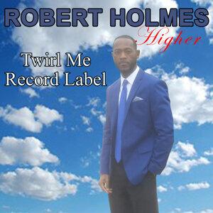 Robert Holmes Artist photo