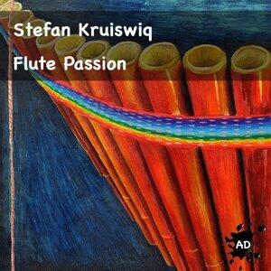Stefan Kruiswiq Artist photo
