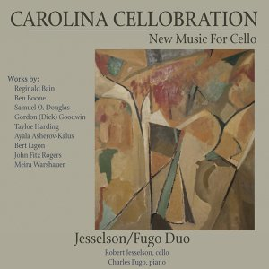 Jesselson/Fugo Duo, Robert Jesselson, Charles Fugo Artist photo