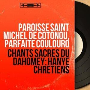 Paroisse Saint Michel de Cotonou, Parfaite Coulouro Artist photo