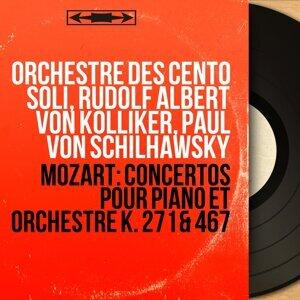 Orchestre des Cento Soli, Rudolf Albert von Kölliker, Paul von Schilhawsky Artist photo
