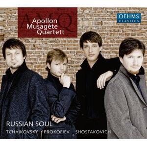 Apollon Musagete Quartet Artist photo