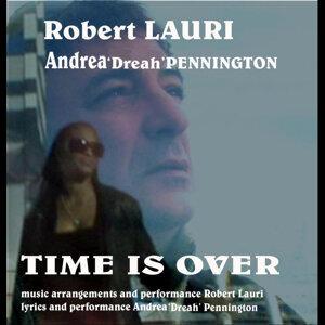 "Robert Lauri, Andrea ""Dreah"" Pennington Artist photo"