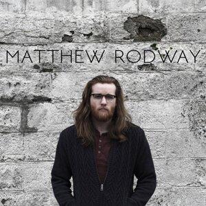 Matthew Rodway Artist photo