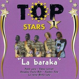 Petit Yero, Amadou Foula Bah, Fatou Linsan Barry, Saydou Sow, Binta Laly Sow Artist photo