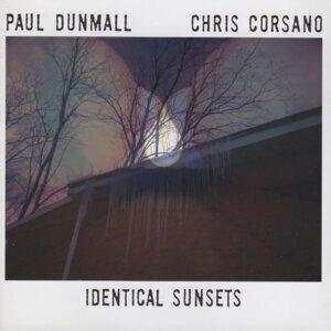 Paul Dunmall & Chris Corsano Artist photo