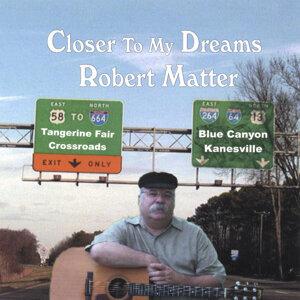 Robert Matter Artist photo