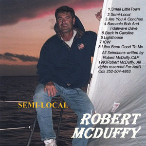 Robert McDuffy Artist photo
