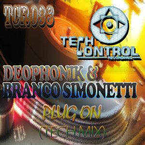 Deophonik & Branco Simonetti Artist photo