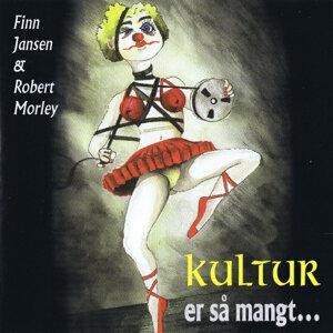 Robert Morley, Finn Jansen Artist photo