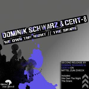 Dominik Schwarz & Cert-8 Artist photo