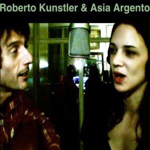 Roberto Kunstler, Asia Argento Artist photo