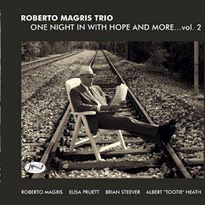 Roberto Magris Trio Artist photo