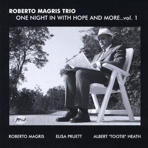 Roberto Magris, Elisa Pruett, Albert Tootie Heath Artist photo