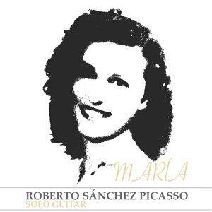 Roberto Sanchez-Picasso Artist photo