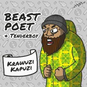 Beast Poet, Tenderboy Artist photo