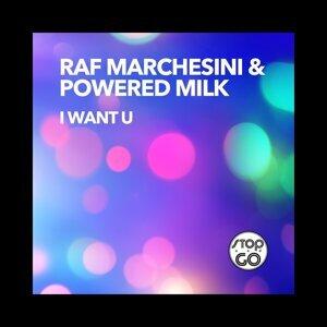 Raf Marchesini, Powered Milk Artist photo