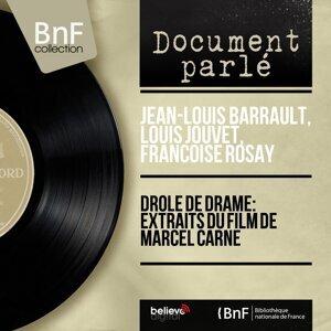 Jean-Louis Barrault, Louis Jouvet, Françoise Rosay Artist photo