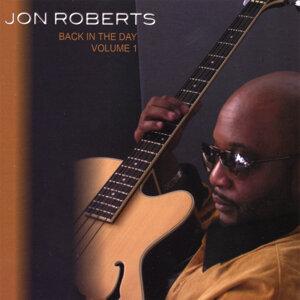 Jon Roberts Artist photo