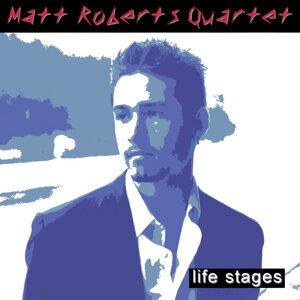 Matt Roberts Quartet Artist photo