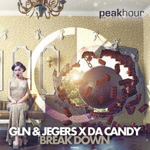 GLN & Jegers x Da Candy Artist photo