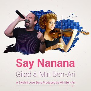 Gilad, Miri Ben-Ari Artist photo
