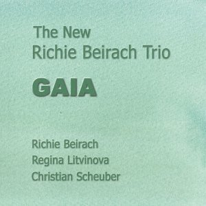 The New Richie Beirach Trio Artist photo