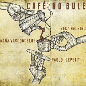 Zeca Baleiro, Naná Vasconcelos & Paulo Lepetit Artist photo