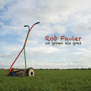 Rob Favier Artist photo
