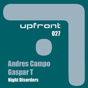 Andres Campo & Gaspar T Artist photo