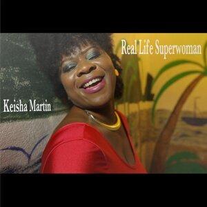 Keisha Martin Artist photo