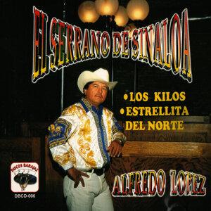 Alfredo Lopez El Serrano De Sinaloa Artist photo