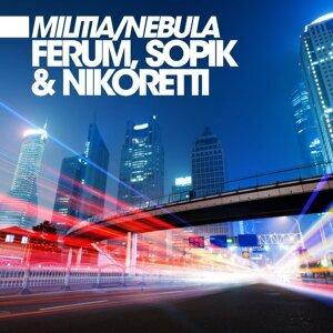 Sopik Ferum & Nikoretti, Sopik Ferum Artist photo