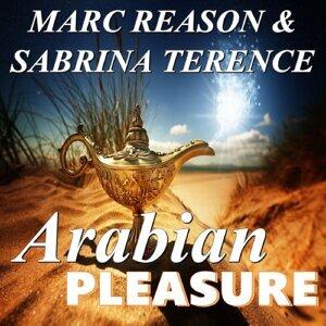 Marc Reason & Sabrina Terence, Marc Reason Artist photo