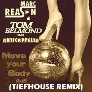 Marc Reason & Tom Belmond Feat. Anticappella, Marc Reason, Tom Belmond Artist photo