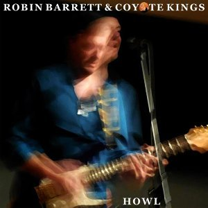 Robin Barrett and Coyote Kings Artist photo