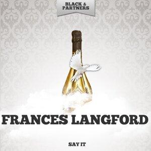 Frances Langford 歌手頭像