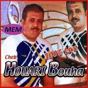 Houari Bouha Artist photo
